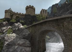 Trotzige Burg