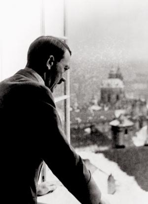 Hitler v Praze
